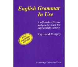 English Grammar In Use (intermediate) граматика (синя) авт. Мерфі изд. Кембрідж