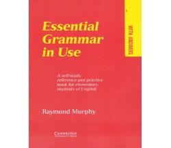 English Grammar In Use (elementary) граматика (червона) авт. Мерфі изд. Кембрідж