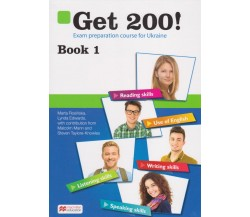 Get 200! (Book 1) Английский язык авт. Marta Rosinska, Lynda Edwards вид. Macmillan educations