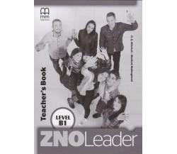 ZNO Leader B1 for Ukraine Teacher's Book авт. H. Q. Mitchel - Marileni Malkogianni вид. MM Publications