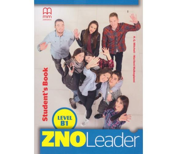 ZNO Leader B1 for Ukraine Student s Book авт. H. Q. Mitchel - Marileni Malkogianni вид. MM publications купити