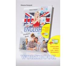 Робочий зошит англійська мова 11 клас (рівень стандарту) авт. Карпюк вид. ЛібраТерра